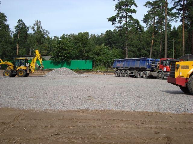 Минстрой РФ подготовил законопроект, который разрешит готовить площадку до выдачи разрешения на строительство