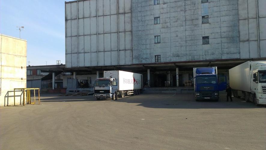 РАД через публичное предложение предлагает склад банкротящегося петербургского хладокомбината