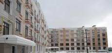 ЖК «Новогорск Парк» подрос на три мини-квартала