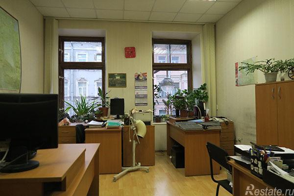 Продать Офисы Санкт-Петербург,  Центральный,  Восстания пл., Невский пр-кт