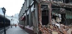 Москва продолжает сносить самовольные постройки