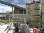 Компания «ТехноНИКОЛЬ» запустила высокотехнологичное предприятие по производству современных добавок в бетон
