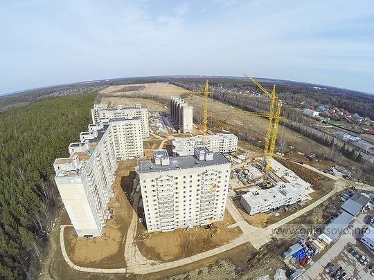 «Гранель» вложит в достройку ЖК «Высокие жаворонки» 3 млрд рублей