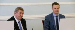 Вице-губернатор Албин недоволен результатами работы комитета по строительству Петербурга в 2016 году