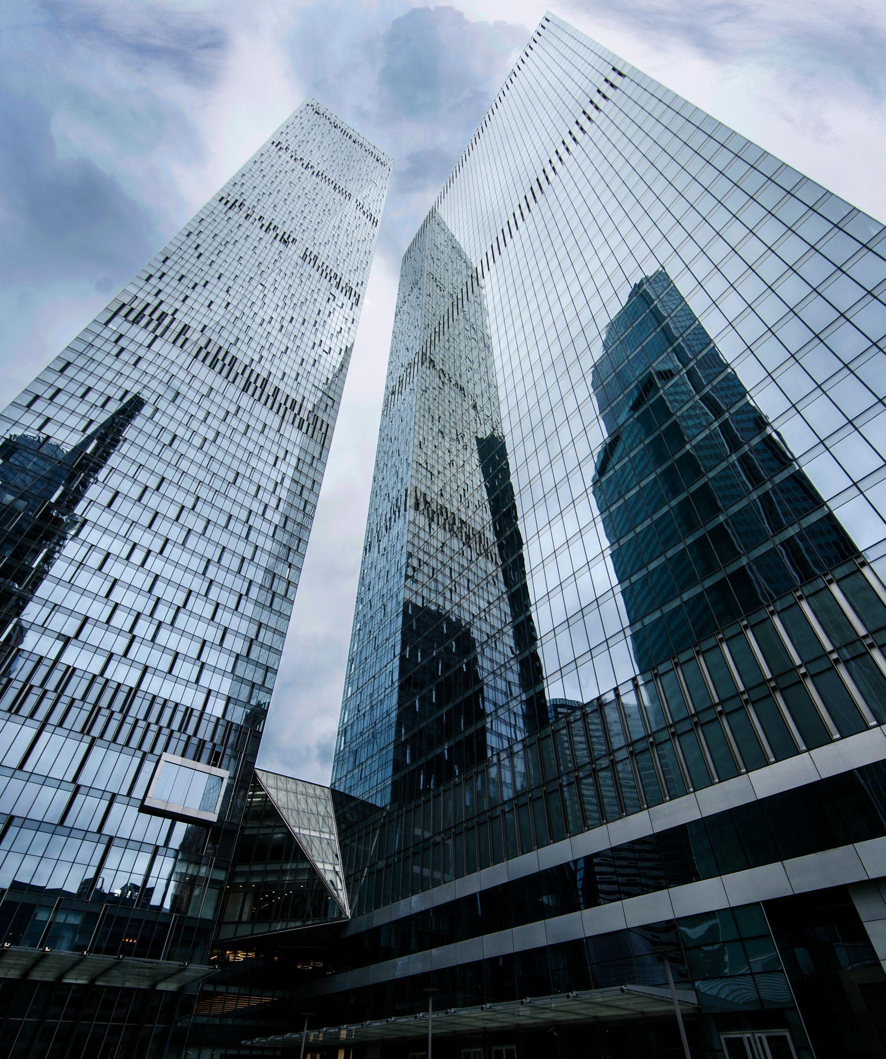 Фото ЖК ОКО от Capital Group. Жилой комплекс OKO