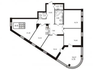 Фото планировки Дом у ратуши от Setl City. Жилой комплекс