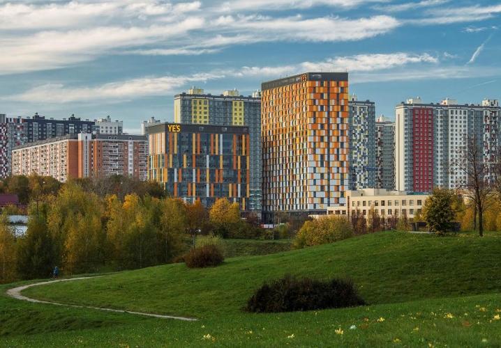 Бизнес-центр апарт-отеля YE'S в Москве успешно сертифицирован по экологическому стандарту BREEAM
