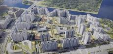 В «Огнях залива» в Санкт-Петербурге предлагают льготную ставку по ипотеке 6,5%