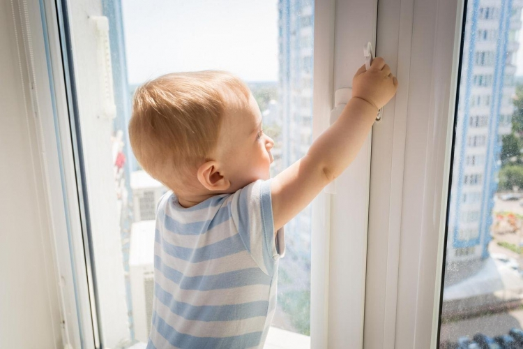 Окна в новостройках сделают безопаснее для детей