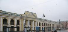 В Петербурге КГИОП отозвал согласование проекта развития Гостиного двора