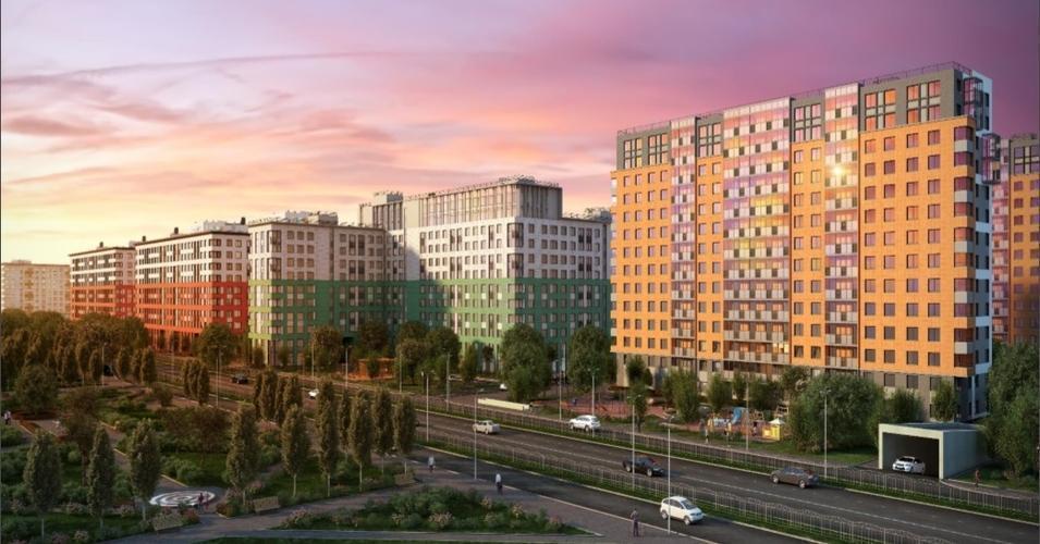 Новостройки октября: бизнес-класс в Песках, комплекс на месте железной дороги и другие премьеры в Петербурге