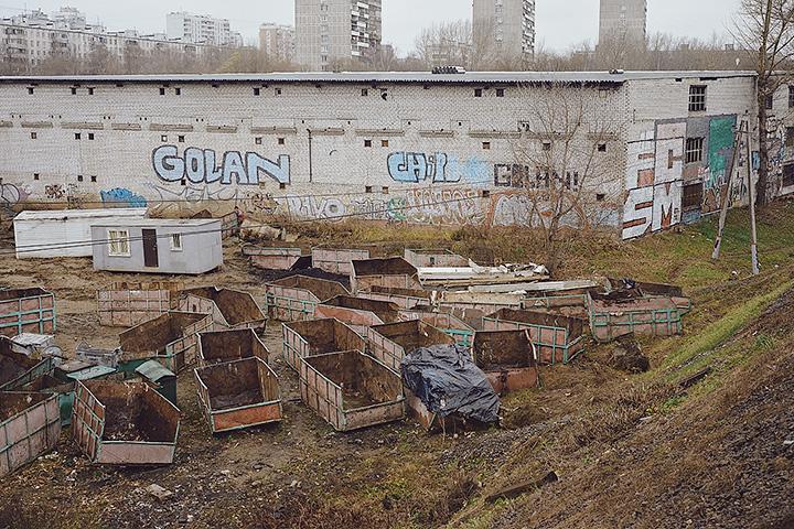 Компания «Эверест» построит 260 тыс. кв. м жилья в бывшей промышленной зоне «Бескудниково» в Москве