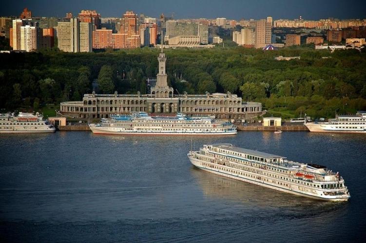 СМИ: «Кортрос» и Capital Group построят на месте Северного речного порта в Москве жилье