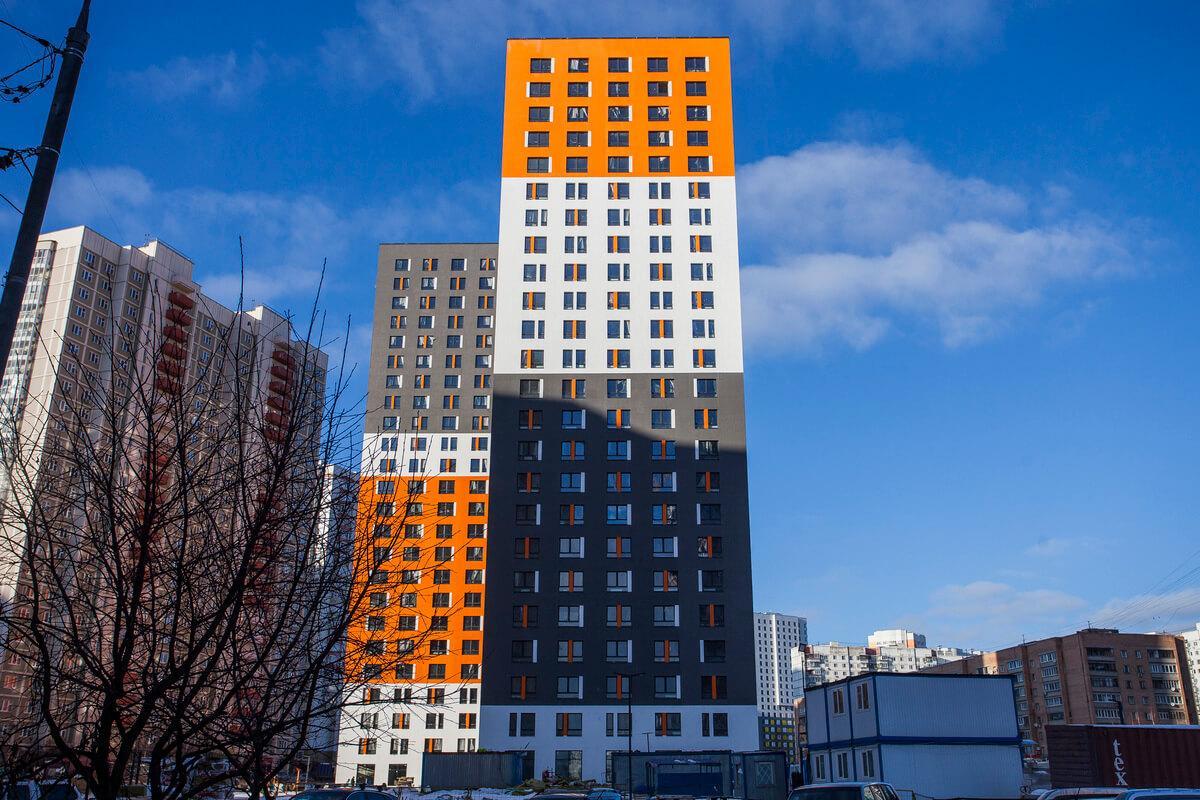 Фото ЖК Новокуркино