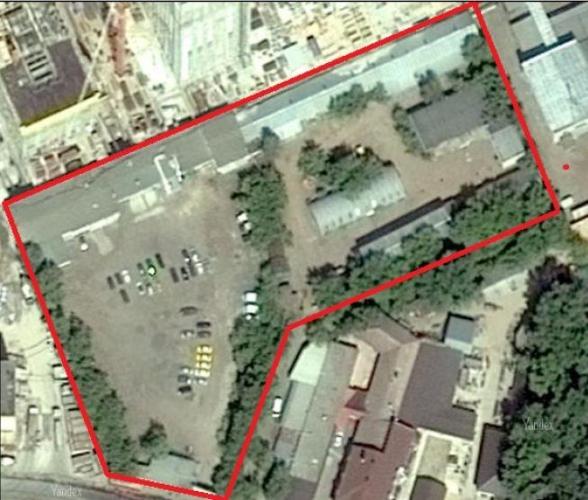 3S Property Development построит МФК на месте старых складов