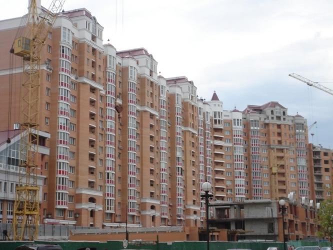 В первом полугодии рынок строящегося жилья Москвы пополнился 18-ю новыми проектами