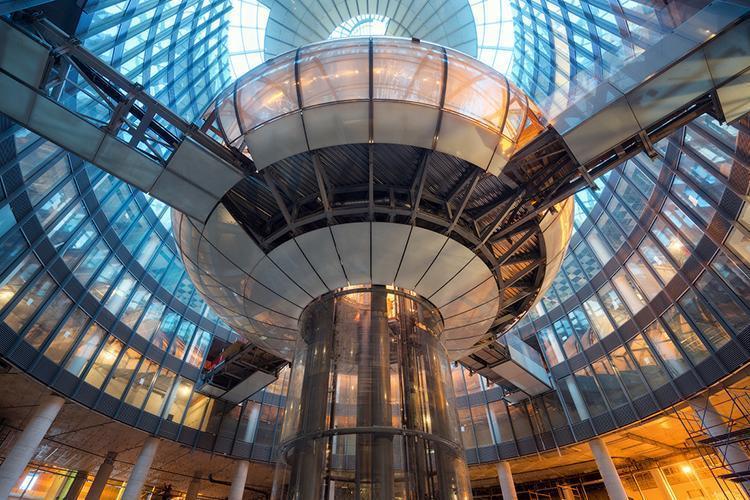 Благодаря открытию центрального участка ЗСД Василеостровский район стал лидером поглощения офисной недвижимости