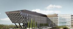 Первая очередь офисного парка Comcity введена в эксплуатацию