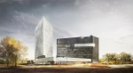 Гостиничный проект Radisson Blu Moscow Riverside Hotel&Spa на месте промзоны одобрен