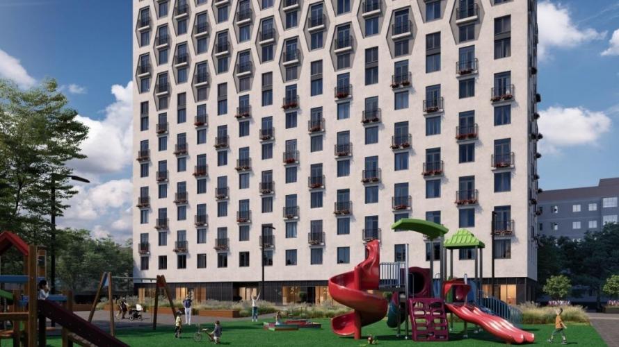 «Группа ЛСР» вывела квартиры в своем ЖК «ЛЕНИНГРАDКА 58» в Москве