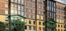 В Москве на Пятницком шоссе построят крупный жилой квартал с курортной зоной