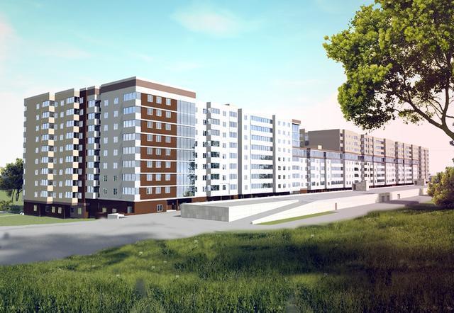 В Сестрорецке выведены на рынок квартиры в ЖК «Дом у разлива»