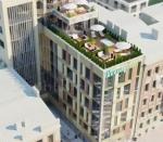 На Лиговке началось строительство «зеленого» БЦ