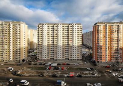 Фото ЖК Некрасовка-Парк от Lexion Development. Жилой комплекс