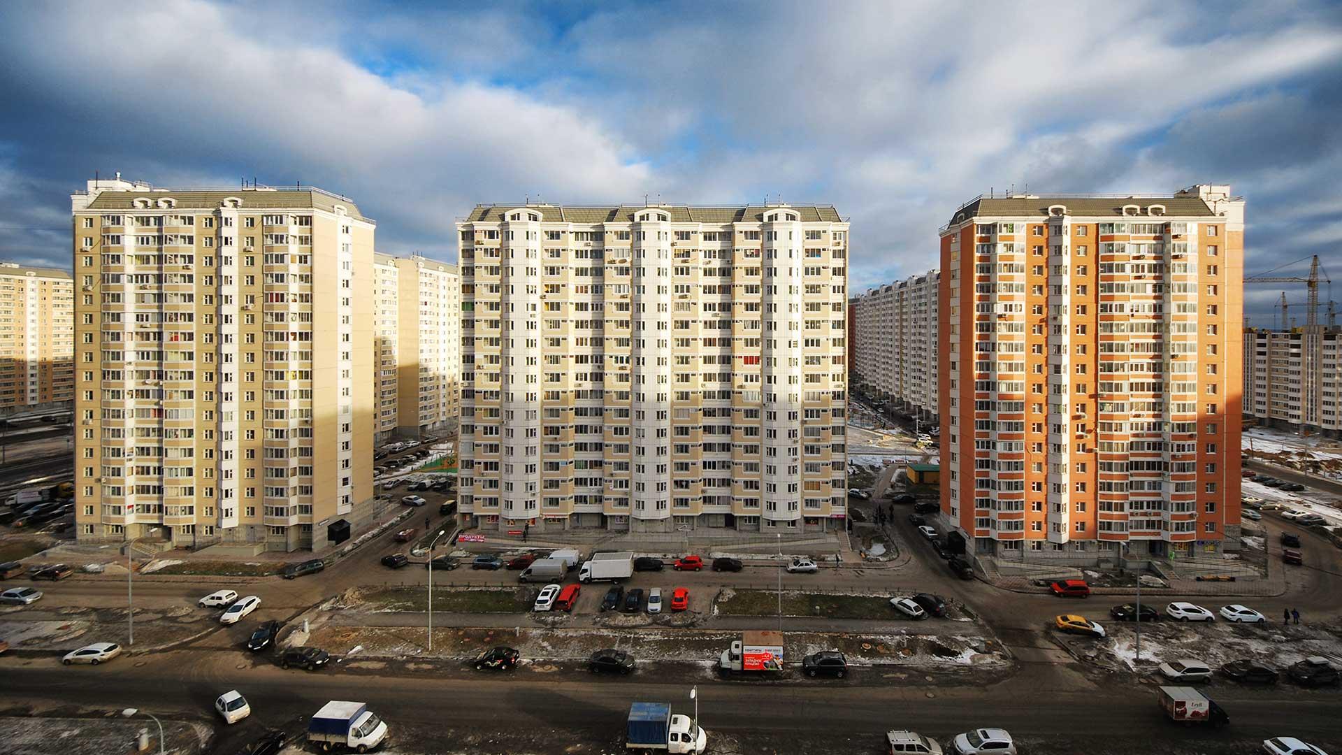 Фото ЖК Некрасовка-Парк