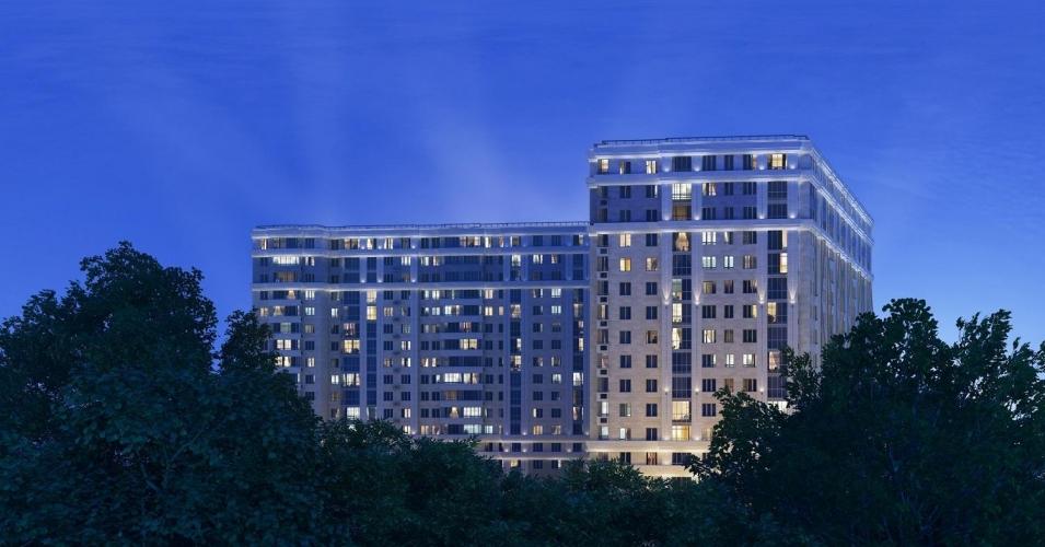 Квартиры студии от 071 млн руб в новостройках Москвы
