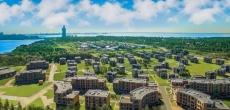 Наибольший спрос в Приморском районе имеют дома комфорт-класса