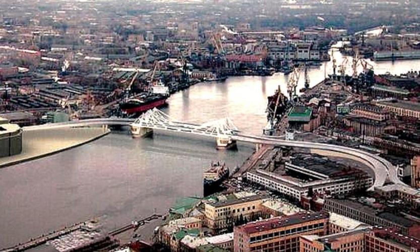 В Петербурге построят еще один мост через Неву
