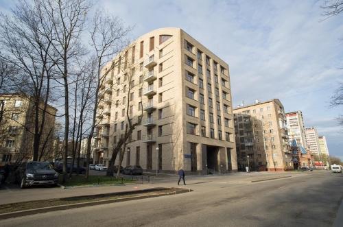ЖК Клубный дом на Серпуховском Валу от компании Группа Эталон