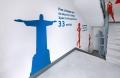 Группа ЦДС ради здорового образа жизни оборудовала фитнес-лестницу для пошаговой программы тренировок в ЖК «Приневский»