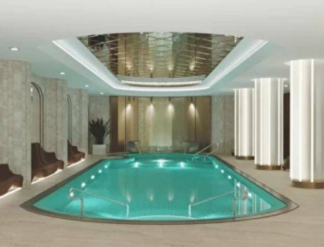 ГК Kravt Invest построит в Петербурге семейный отель со СПА