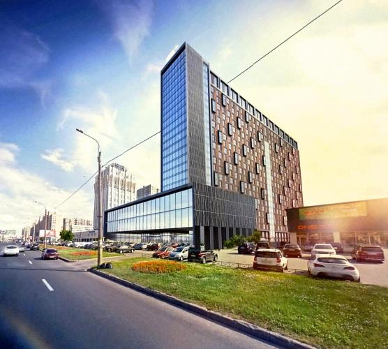 КГА все же разрешил строить высотную гостиницу на Просвещения