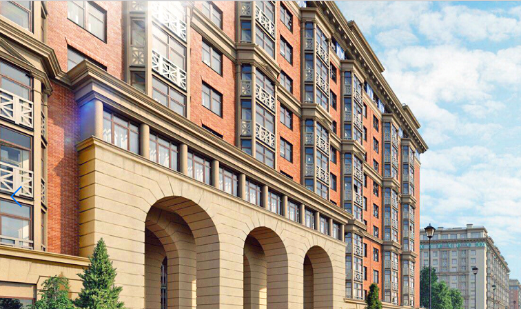 Компания «Арсенал-Недвижимость» получила разрешение на строительство жилого квартала в Каменке – на землях компании «Город»