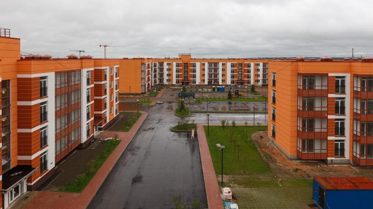 Компания «Терминал-Ресурс» приступила к строительству очередного, четвертого по счету «Образцового квартала»