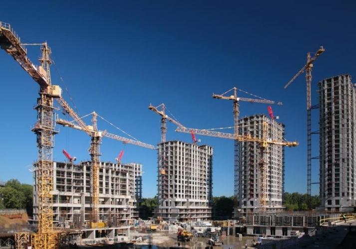По итогам 2017 года Ленинградская область продемонстрировала наилучшую динамику объемов ввода жилья