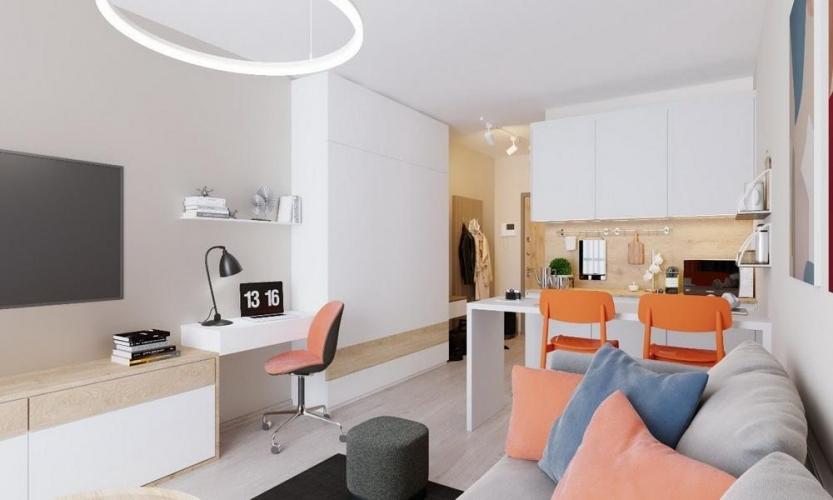 Популярность ипотеки на покупку апартаментов за год удвоилась