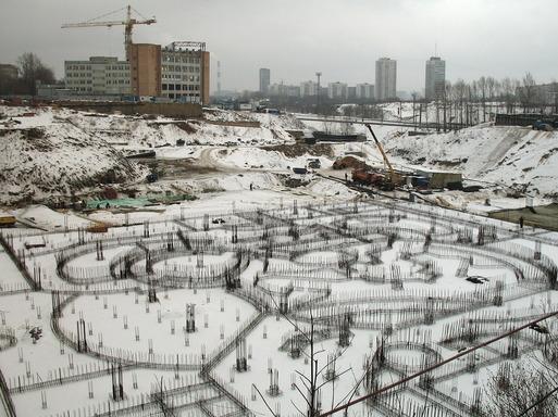 На Поклонной горе построят стадион для керлинга и гостиницу