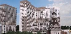 Группа компаний ПИК продолжит проект ЖК «Петр I» в Москве, начатый компанией «Мортон»