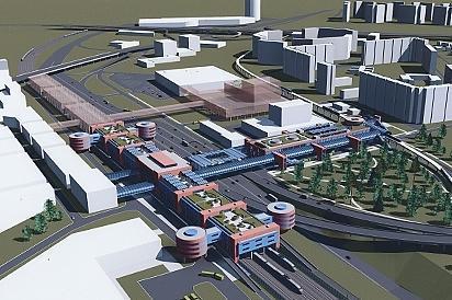 Инвестиции на строительство ТПУ в Петербурге будут привлекать в Китае