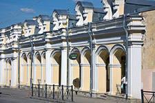 Большой Гостиный двор планируют реконструировать