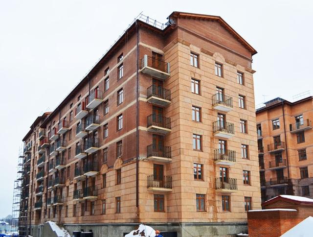Эксклюзивная трехуровневая квартира по цене эконом - класса