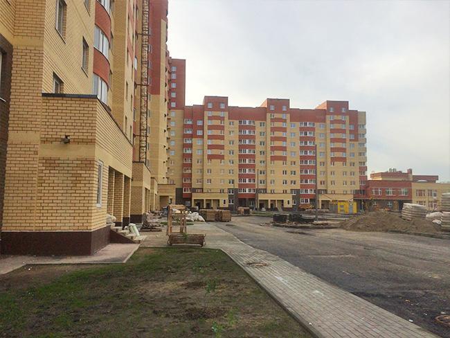 Фото ЖК Новое Ялагино