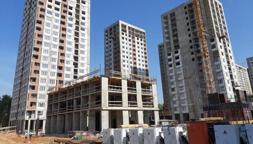 ЖК «ТЫ И Я» компании «Мангазея Девелопмент» стал лидером по динамике строительства