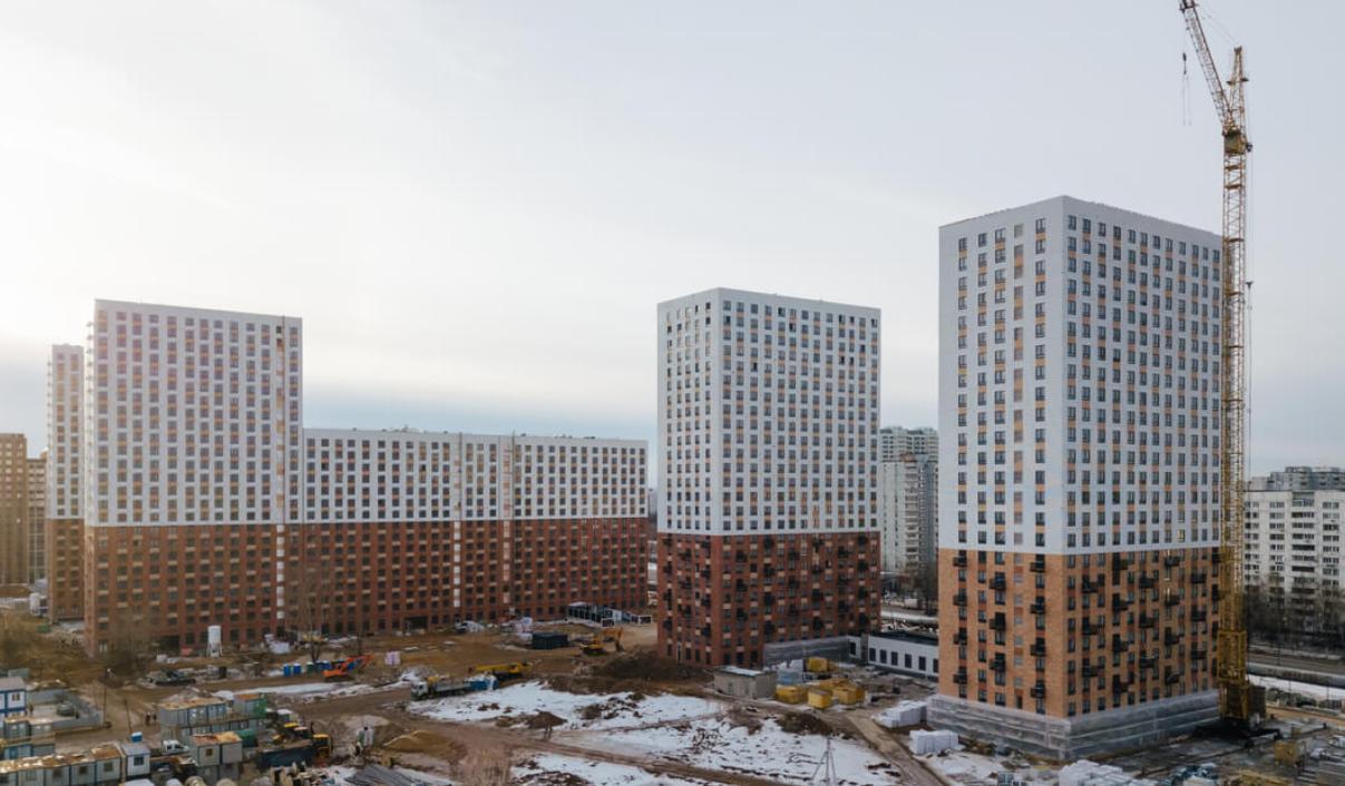 Фото ЖК Ясеневая 14