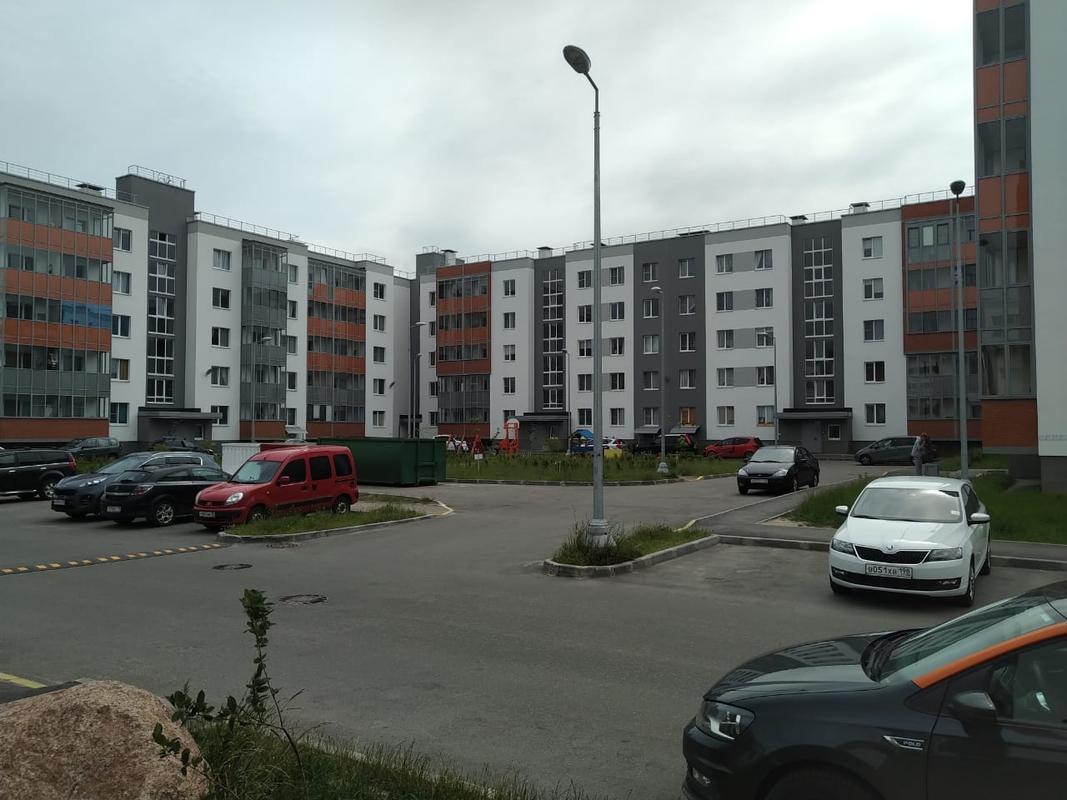 Фото ЖК Новый Петергоф