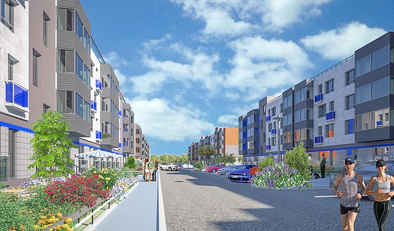 Невская строительная компания вывела на рынок квартиры первой очереди малоэтажного ЖК «Верево Сити» в Ленобласти